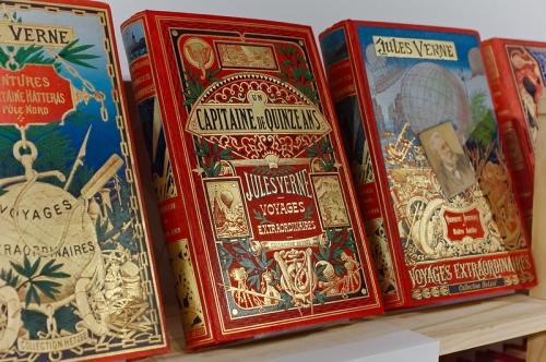 Livre Jules Verne